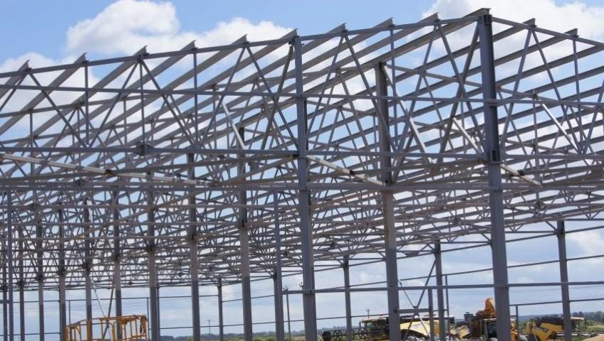 Изготовление металлокаркасов для зданий и сооружений