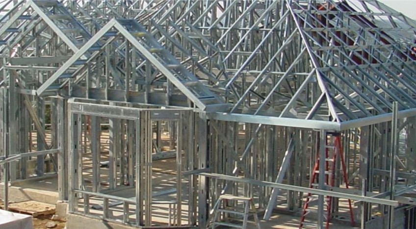 Строительные металлоконструкции - сердце каждой стройки